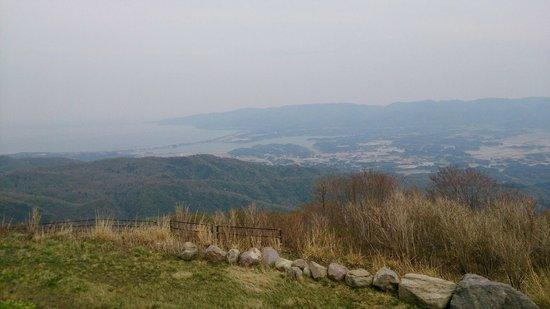 Osado Skyline : 両津湾