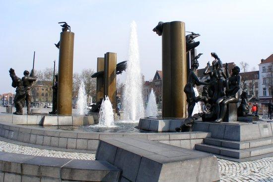 'T Zand: Fountain