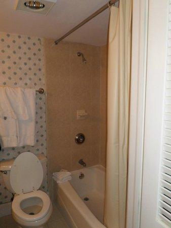Hotel St. Marie: bathroom