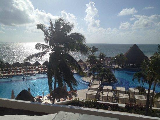 Moon Palace Cancun: View from Nizuc Ambassador Suite