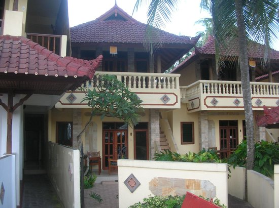 Bali Palms Resort : Some of the rooms