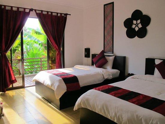 La Niche d'Angkor Boutique Hotel : Room