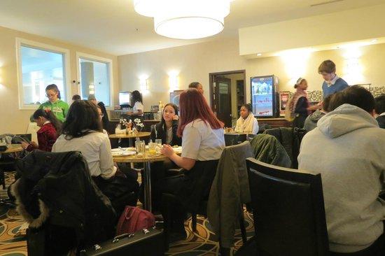 Comfort Hotel Bayer's Lake: Dining Room