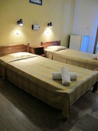 Estia Hotel : Room