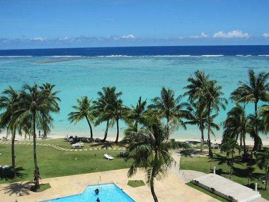 Fiesta Resort Guam : Вид из номера
