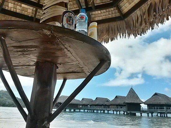 Sofitel Bora Bora Private Island : Relaxing