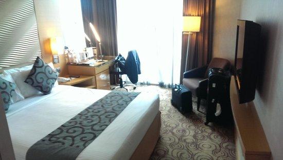 Park Hotel Clarke Quay: Room