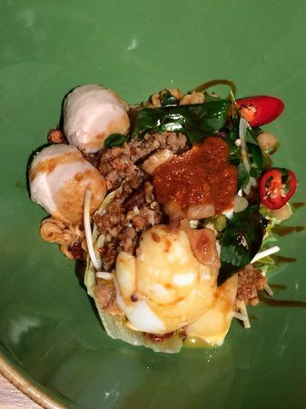 Nam Nam Noodle Bar: spicy but yummy