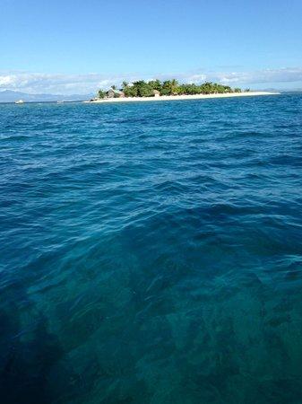 South Sea Island Accommodation: The Island