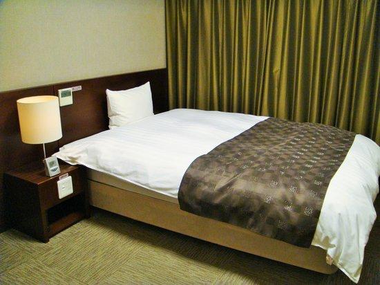 Dormy Inn Kurashiki: お部屋