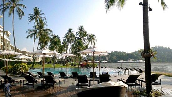 Phuket Panwa Beachfront Resort: Pool, beach, and sun
