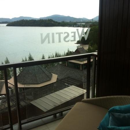 The Westin Siray Bay Resort & Spa Phuket: seaview room
