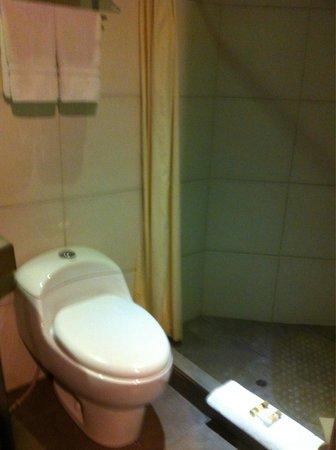 Encantada Casa Boutique Spa: Salle de douche