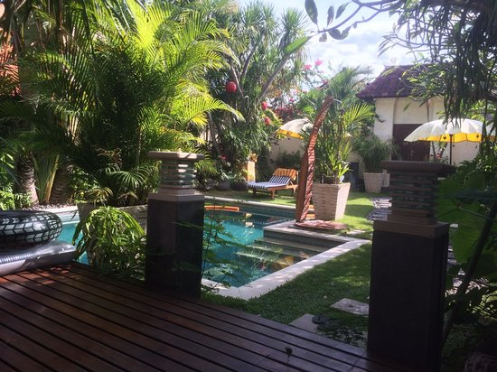 Villa Angelo : Beautiful gay villa in Seminyak