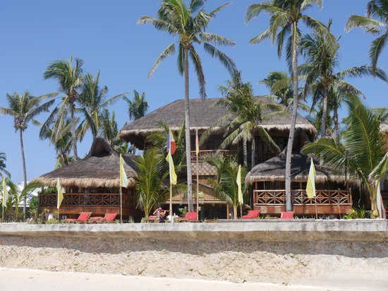 The Coral Blue Oriental Beach Villas & Suites : General view