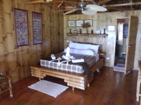 The Coral Blue Oriental Beach Villas & Suites : room