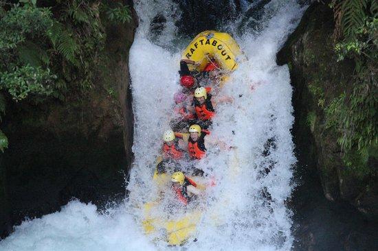 River Rats Raft & Kayak: Okere Falls