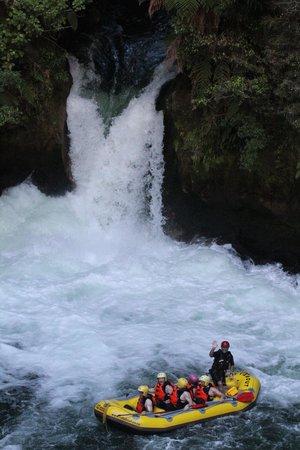River Rats Raft & Kayak: Rafting the Kaituna