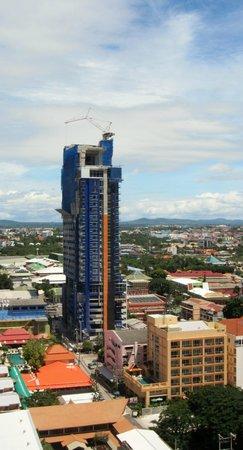 Siam@Siam Design Hotel Pattaya: 24 floors