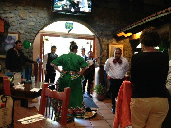 Pacifico Mexican Restaurant: Cinco de Mayo fun!
