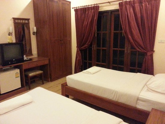 Chandee Guesthouse: Room