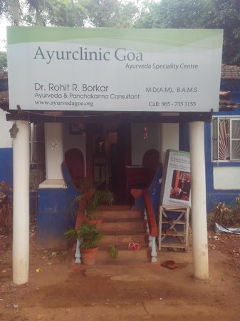Ayur Clinic Goa: best Ayurveda spa