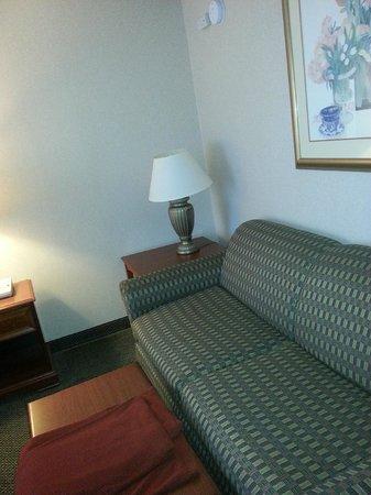 Holiday Inn Express Poughkeepsie: Seating Area