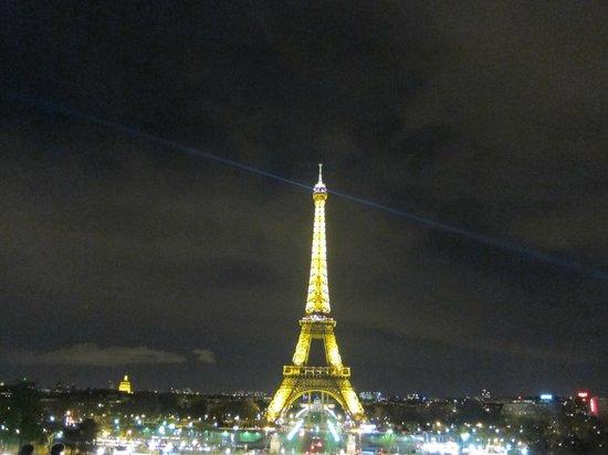 Pullman Paris Montparnasse : Eiffle ower