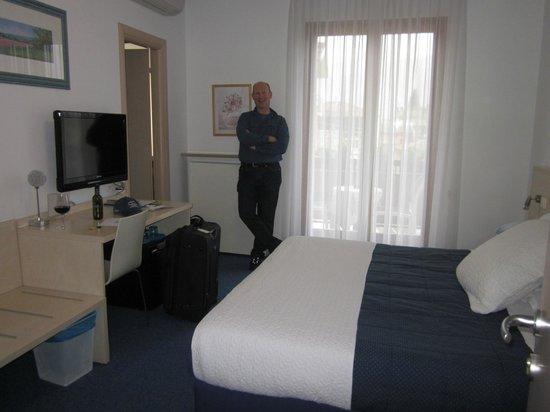 Hotel Erika: Room 16