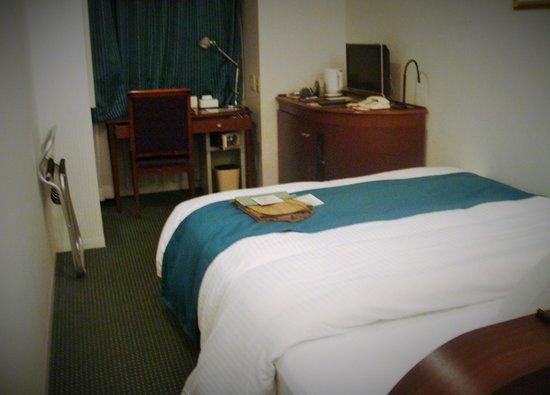 Hotel Shiroyama: お部屋