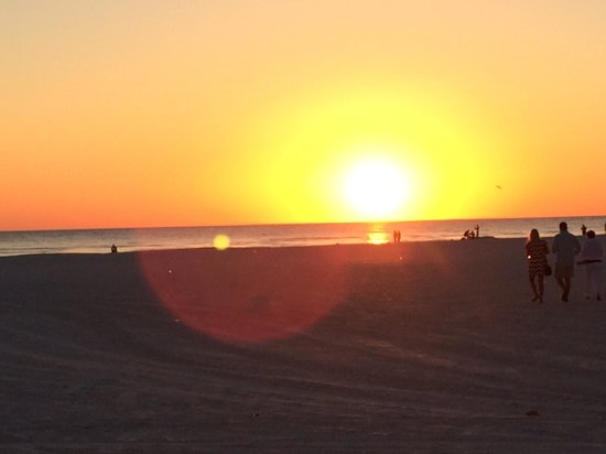 JW Marriott Marco Island Beach Resort : sunset