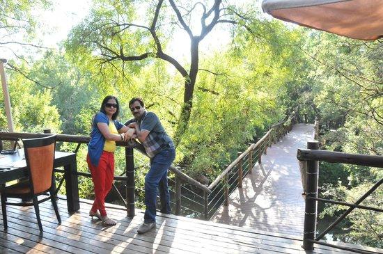 Three Cities Madikwe River Lodge: the lodge
