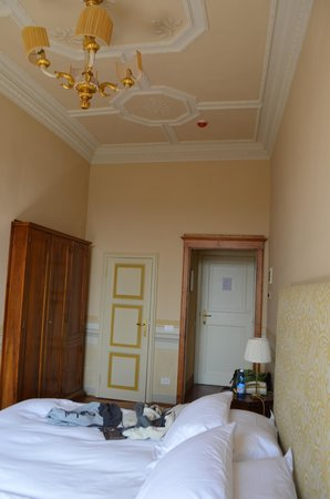 Palazzo Ravizza: Another view of our room