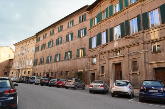 Palazzo Ravizza: Front of the hotel
