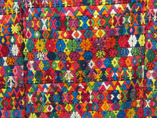 Centro de Textiles del Mundo Maya : I took like 100 photos here...