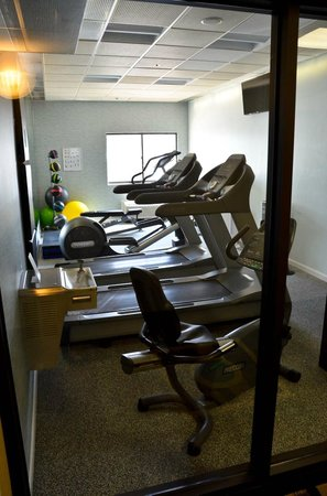 Days Hotel Egg Harbor Township-Pleasantville-Atlantic City: Gym facilities