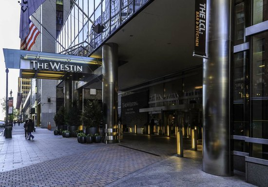 The Westin New York Grand Central: Westin Entrance