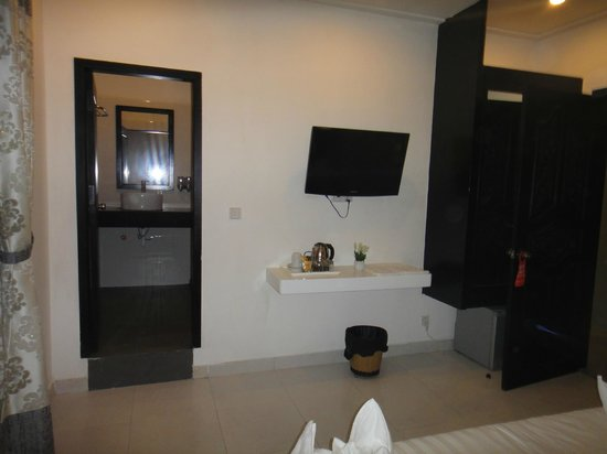 KhaVi Villa: Room