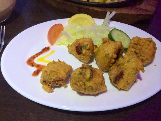 Shama Restaurant: Chicken Tikka Pakora