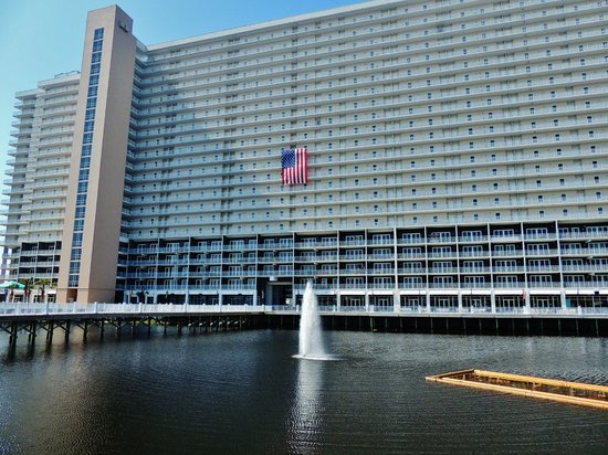 Laketown Wharf Resort In Panama City Beach Fl