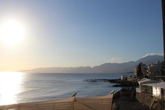 Palmera Beach Hotel : хороший пейзаж