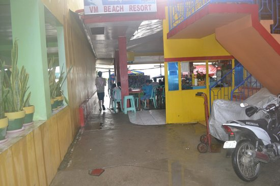VM Beach Resort : restaurant