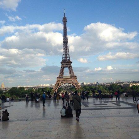 Tour Eiffel : ❤️