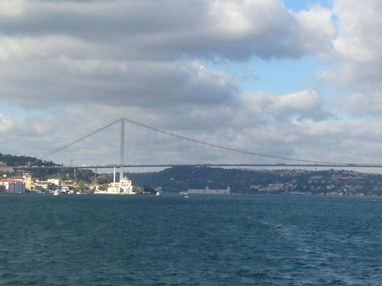Bosphorus Strait: Bosphorus Straight