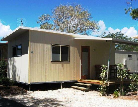 Byron Holiday Park : Belongil 1br Cabin