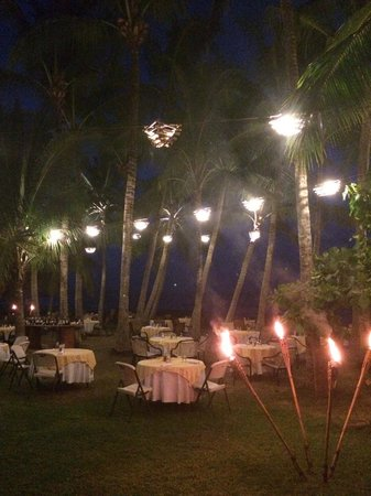 Hotel Punta Islita, Autograph Collection: Special BBQ on the Beach Night