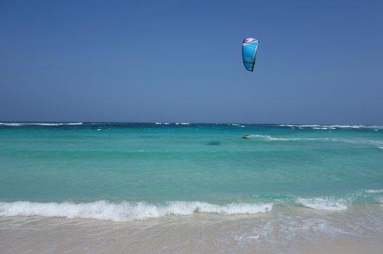 Kite-Inn: Kiting at nearby Boca Grandi