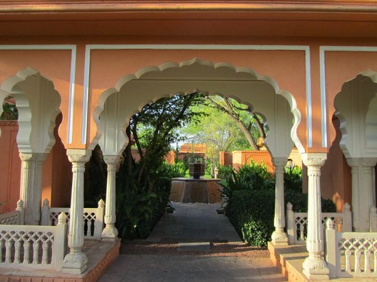 The Oberoi Rajvilas : Rooms