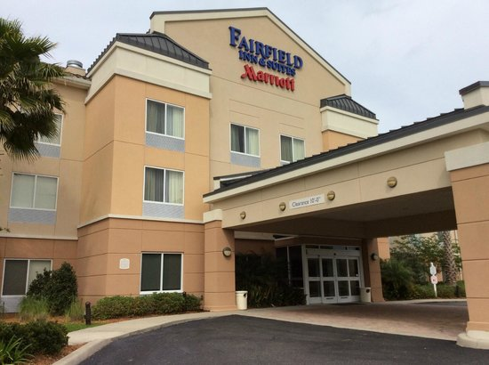Fairfield Inn & Suites St. Augustine I-95: Eingang