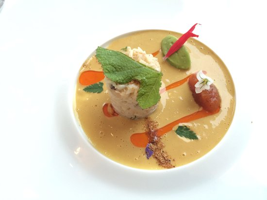 Restaurant le Coquillage : Amazing